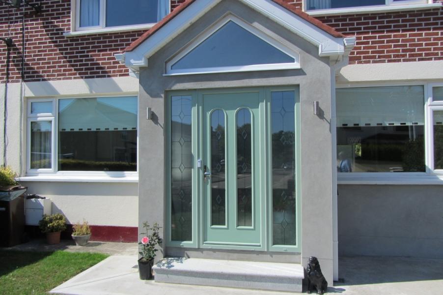 Palladio Composite Doors, Galway | Windoc Palladio Composite Doors
